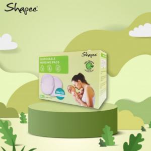 Shapee disposable nursing pads