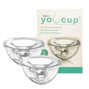 Youha Youcup Handsfree Milk Collection Cups 24MM
