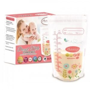 Autumnz Breast milk Storage Bags 12oz/ 350ml
