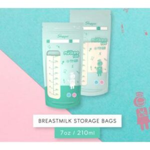 Shapee Breast Milk Storage Bag 7oz/210ml