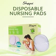 Shapee disposable nursing pads