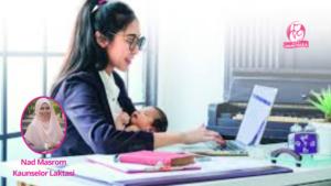 Tips ibu menyusu kembali bekerja dengan gembira